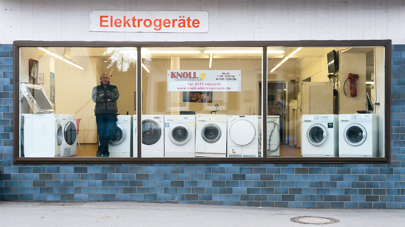 Knoll gebrauchte elektrogeräte